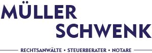 Müller Schwenk Notare Frankfurt Logo